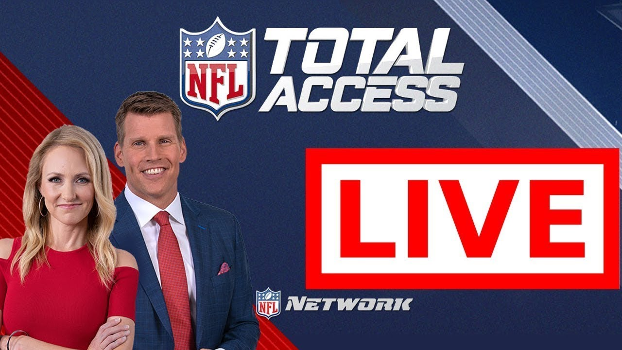 Good Morning Football 112 2 2020 Live Good Morning Football Nfl Total Access Live On Nfl Network Youtube