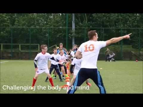 Lincoln Gaelic Football Skills Day with Dublin Senior GAA Footballers