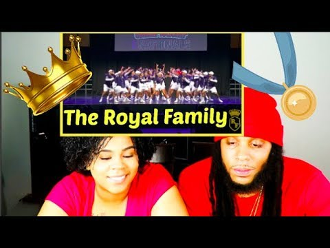 THE ROYAL FAMILY - Nationals 2018