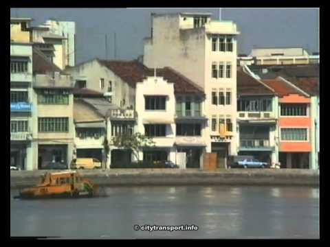 Singapore 1991 Street Scenes
