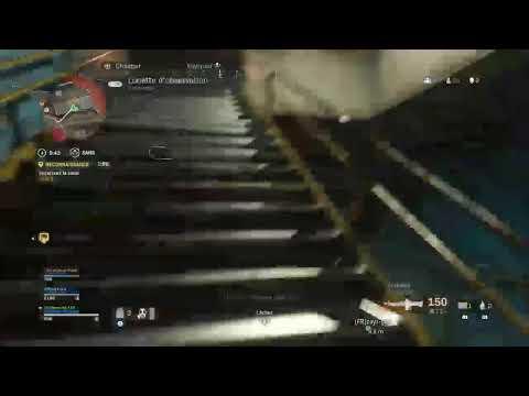 LIVE WARFARE MW PS4 FR ROAD 10K