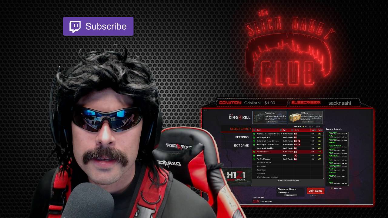 The Name is Dr DisRespect - YouTube