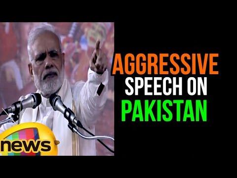 PM MODI Aggressive Speech On Pakistan At BJP Council Meet In Kozhikode | Kerala | Mango News