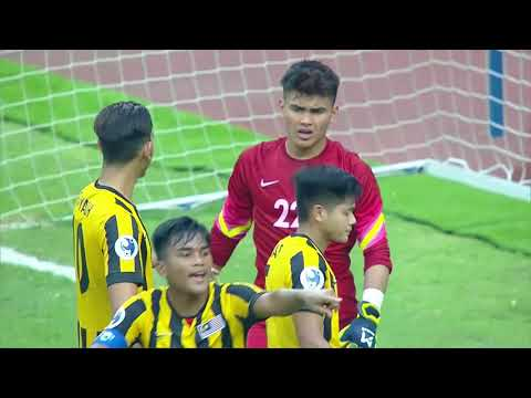 Saudi Arabia 2-1 Malaysia (AFC U19 Indonesia 2018 : Group Stage)