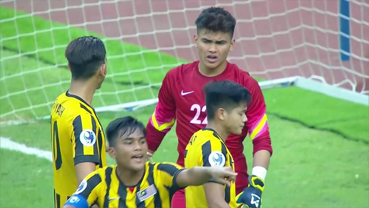 Video: U19 Ảrập Xêút vs U19 Malaysia