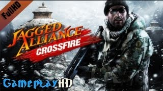 Jagged Alliance: Crossfire Gameplay (PC/HD)