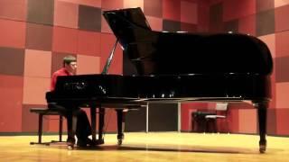 Absolventský koncert Julián Orlický