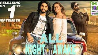 """ALL NIGHT AWAKE"" BRAND NEW SONG BY #AKKISINGH MUSIC BY #JSL SINGH LYRICS BY #BUNTY BAINS RELEASIN"