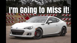 Selling My Subaru BRZ After 4 Years Of Ownership