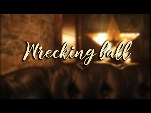 """M.Ocean - Miley Cyrus """"Wrecking ball"""" (cover version)"""