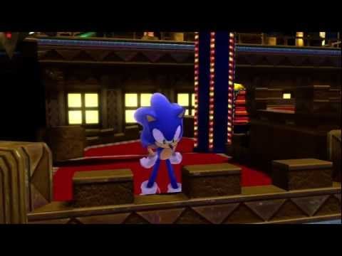 Sonic Generations - Casino Night Pinball (DLC)