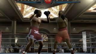 Bernard Hopkins vs Winky Wright - Fight Night 2004