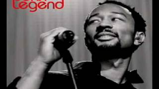 John Legend - P.D.A. (We Just Don't Care) Live in Philly audio