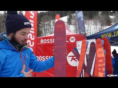 Nouveautés Skis Zag 2020
