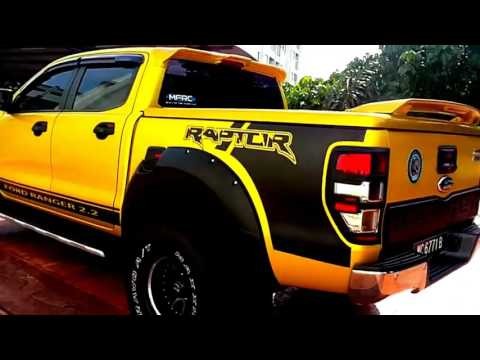 2017 ford ranger raptor canada youtube. Black Bedroom Furniture Sets. Home Design Ideas