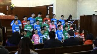 路德會救主學校 四十/四十五周年校慶 感恩崇拜暨校慶典禮