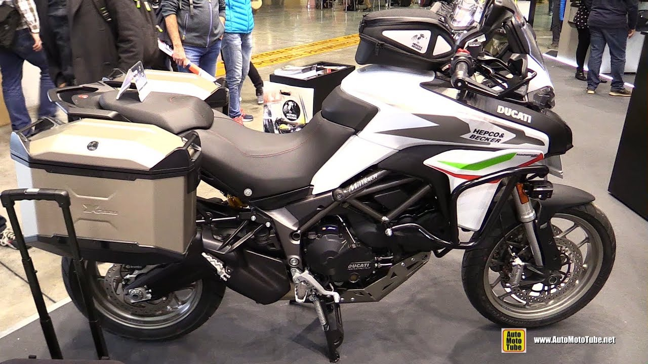 2018 ducati multistrada 950 hepco and becker customized. Black Bedroom Furniture Sets. Home Design Ideas