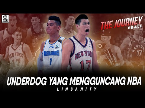 Pemain Keturunan Asia Yang Merubah NBA Dan Linsanity 2 Di China  | The Journey Ep 5 | SPIN Sports