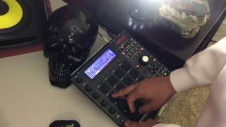 akai mpc studio black how to sample from youtube using mpc studio flipping a sample at the end
