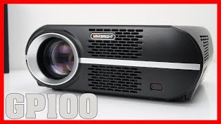 ViviBright GP100 Projector Review