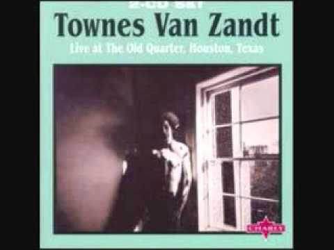 Townes Van Zandt Live At The Whole Coffeehouse Minneapolis MN November 1973