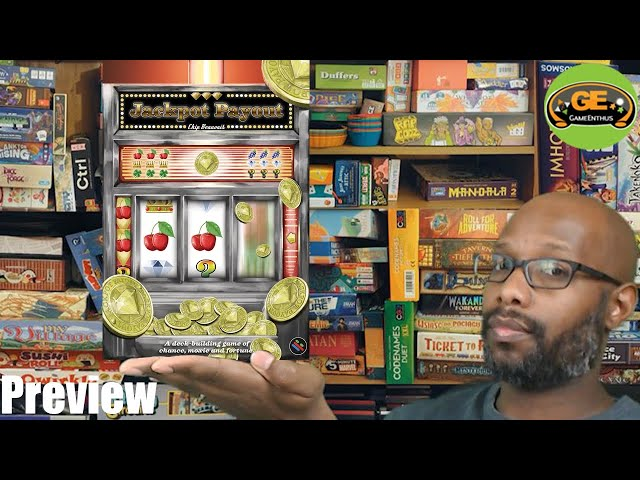 Jackpot Payout Preview | solo playthrough