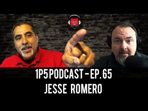 1P5 Podcast Ep. 65 - Jesse Romero: A Catholic Vote for Trump