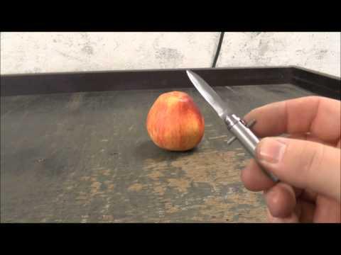 Mini Ballistic Knife (Prototype)