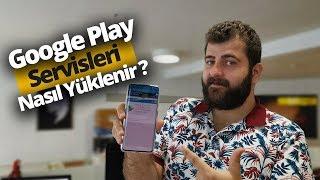 Baixar Google Play Servisleri nasıl yüklenir? Çinli telefonlar videoyu beğendi!
