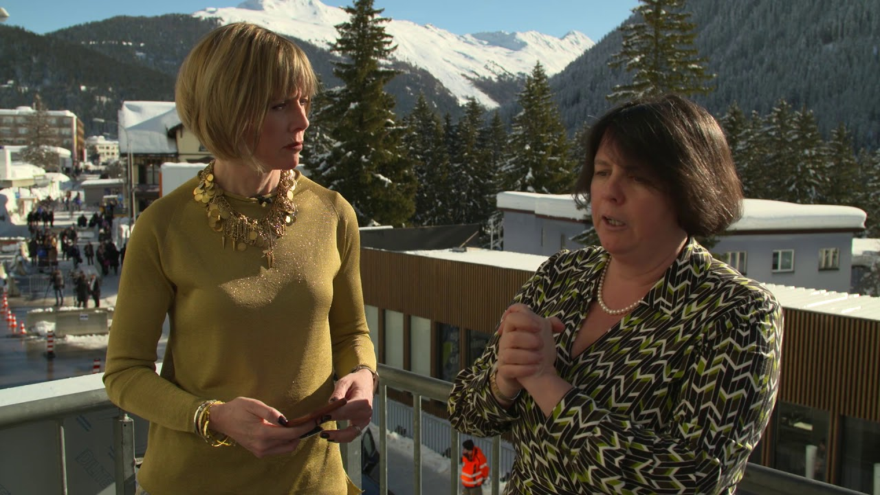 Hub Culture Davos 2018 - Amanda Long, Director-General of Consumers International