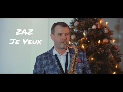 Zaz - Je veux Saxophone Cover  by JK Sax
