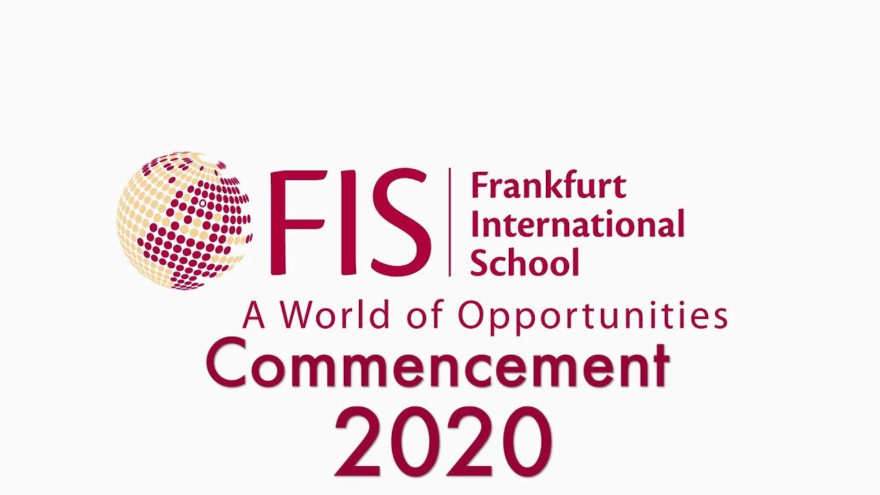 Class of 2020 Commencement Speech