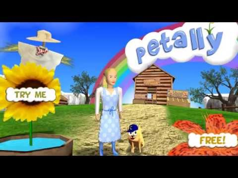 Petally - The Flower Shop Game, Promo Video.