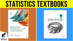 10 Best Statistics Textbooks 2019
