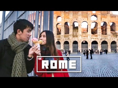 Joseph Germani Goes To Rome (with Alicia Tan)