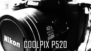 Nikon COOLPIX P520 Digital Camera 42x Zoom