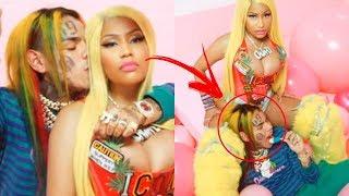 "6IX9INE e NICKI MINAJ NAMORANDO?│6ix9ine, Nicki Minaj, Murda Beatz - ""FEFE"" (Official Music Video)"
