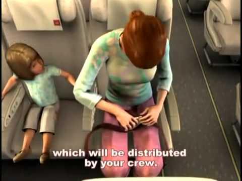 Royal Jordanian Safety Video  (A320)