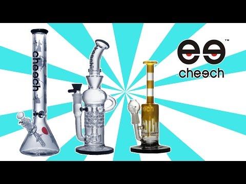 CHEECH GLASS UNBOXING!!