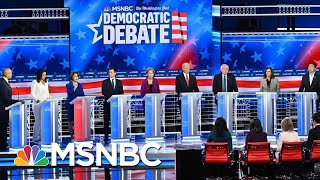 MSNBC & Washington Post Democratic Debate (Full Length) - November 20, 2019 | MSNBC