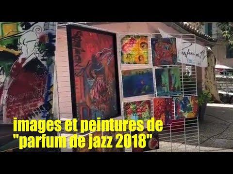sem35   28 Aôut   images et peintures de parfum de jazz 2018