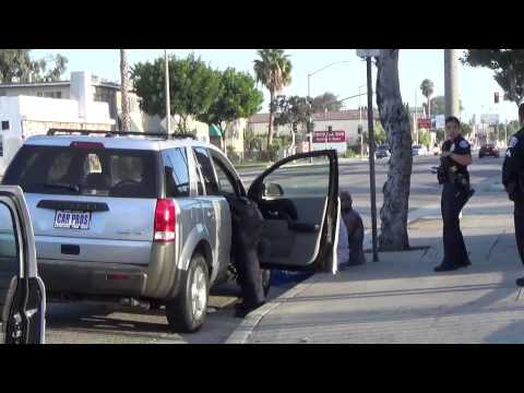Driving While Black With Dealer Plates - Hawthorne Police