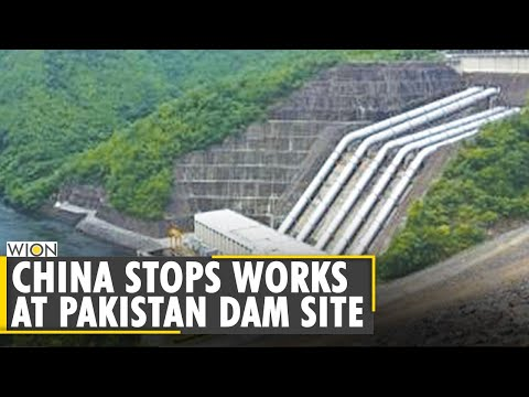 Chinese firm suspends hydropower project operations | Pakistan | Latest World English News | WION