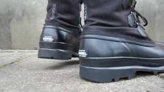 sorel bear xt boot