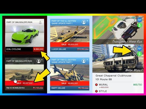 GTA ONLINE NEW DLC CONTENT DETAILS - NEW SUPER CAR RELEASED, INCREDIBLE SECRET SALES & MORE! (GTA 5)