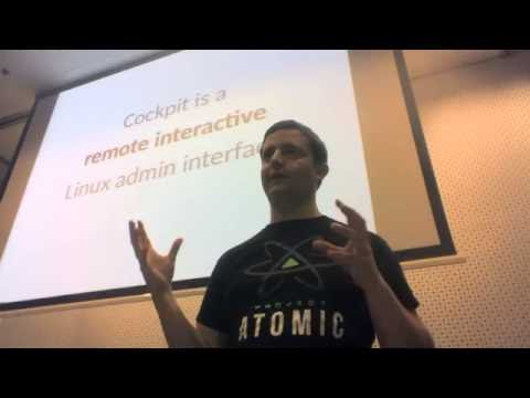 Flock 2016 - Integrating a Modular System: How Cockpit does it, Dominik Perpeet