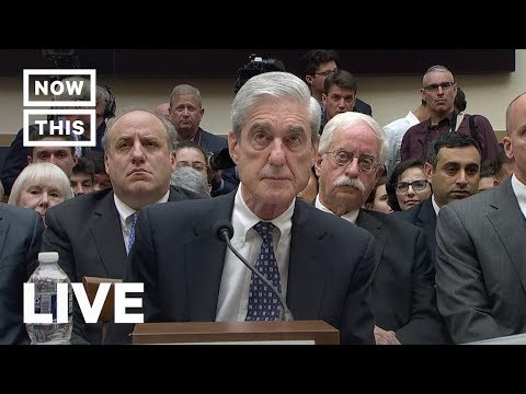 LIVE Robert Mueller Delivers Testimony | NowThis