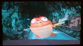 monstres contre aliens partie 3 avec Crazy Dream  (Wii)