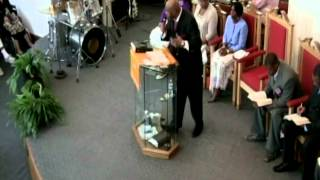 House of Prayer For All People Pastor R. Stacey Jenkins