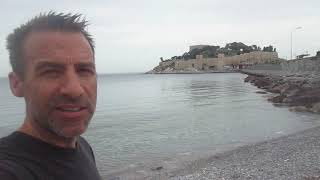 Ricky's travel blog Kusadasi Pigeon Island